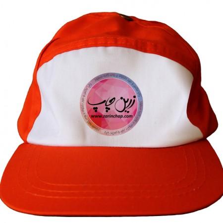 چاپ بر روی کلاه